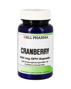 Cranberry 400mg GPH Kapseln
