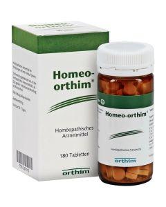 HOMEO ORTHIM Tabletten