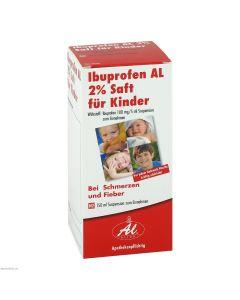 IBUPROFEN AL 2% Saft für Kinder
