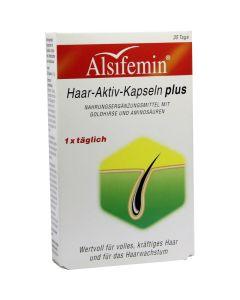 ALSIFEMIN Haar-Aktiv-Kapseln plus