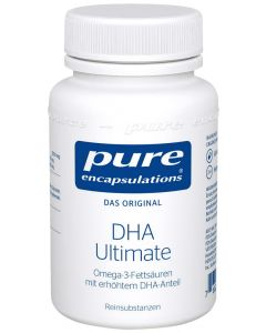PURE ENCAPSULATIONS DHA Ultimate Kapseln
