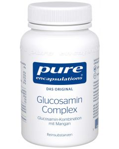 PURE ENCAPSULATIONS Glucosamin Complex Kapseln