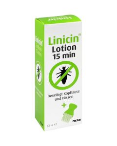 LINICIN Lotion 15 Min.
