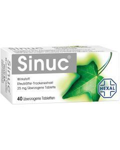 SINUC überzogene Tabletten
