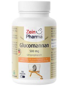 ZeinPharma Glucomannan Sättigungskapseln