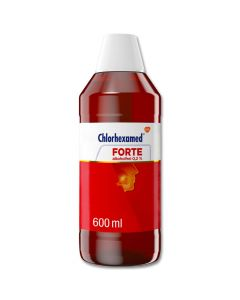 CHLORHEXAMED FORTE alkoholfrei 0,2% Lösung
