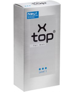 X-TOP for men Schutzhülle b.Blasenschwäche Level 1