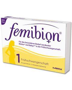 FEMIBION Schwangerschaft 1 D3+800 myg Folat Tabl.