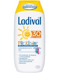LADIVAL Kinder allergische Haut Gel LSF 30