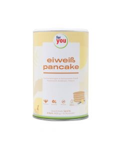 FOR YOU eiweiss pancakes Vanille Pulver