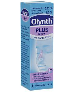 OLYNTH Plus 0,05%/5% für Kinder Nasenspray o.K.