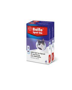 BOLFO Spot-On Fipronil 50 mg Lsg.f.Katzen