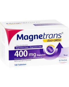 MAGNETRANS duo-aktiv 400 mg Tabletten
