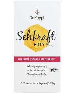 DR.KAPPL Sehkraft Royal Kapseln
