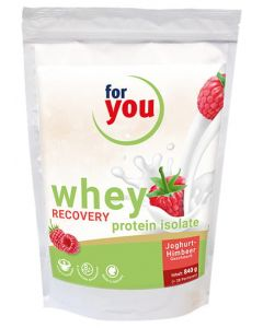 FOR YOU whey protein isolate recovery Jogh.-Himb.