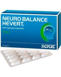 NEUROBALANCE Hevert Kapseln bei Stress