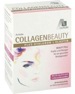 COLLAGENBEAUTY plus Hyaluron+Elastin Sticks