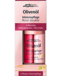 OLIVENÖL INTENSIVCREME Rose double