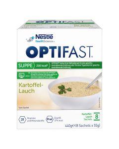 OPTIFAST home Suppe Kartoffel-Lauch Pulver